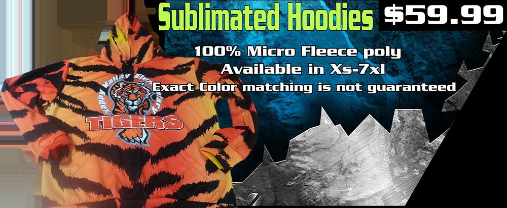spiritwear hoodies
